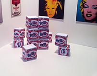 Mini Expo Warhol