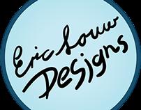 Eric Louw Designs - New Logo