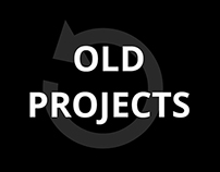 Old projects - The Body Shop, SAP + more