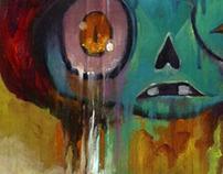 Nancy - Oil painting