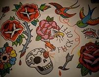 Tattoo Flash #1