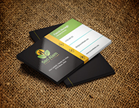 Creative Stylish Business Card