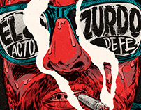 El Zurdo Album Artwork