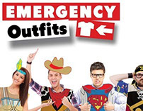 Emergency Fancy Dress Outfits