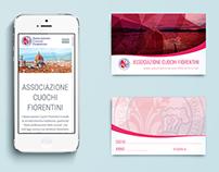 Associazione Cuochi Fiorentini - Immagine Coordinata