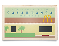 Postcards From McDonalds