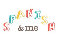 Spanish & Me branding & identity