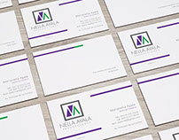 Redesign for Nella Ayala Producciones (2013)