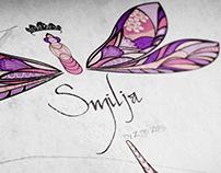 Smilja Ibiza - Brand identity