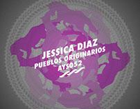 AYS056 - Jessica Diaz - Pueblos Originarios - Cover