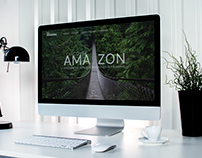 Amazon World Landingpage