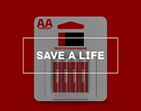 Save a Life: Recycle Your Batteries