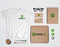 Instadel - Branding