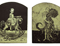 AQUATINT Engravings