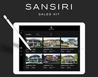 SANSIRI Sales kit