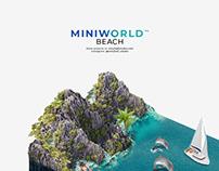 MiniWorld - Beach