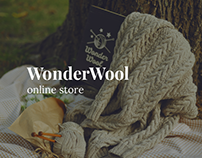 Wonder Wool Online Shop