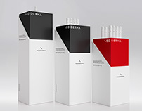 Neoderma_merchandising stand design