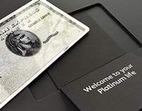 CITADELE The Platinum Card case