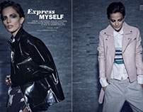 Elle Croatia / Express Myself