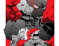 BATWEEK Saturday:Red Hood ver.Arkham Knight