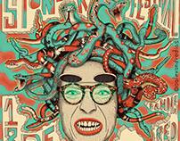 Medusa Stoner Festival Poster