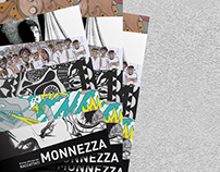Monnezza - Magazine Layout Design