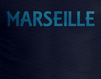 Olympique de Marseille Third