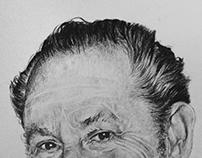 Portrait von K. B.