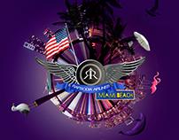 Rapsodia Airlines Miami Beach