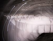 Оn ice rink