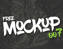 Free Mockup #007