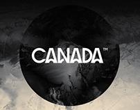Canada™ Typeface