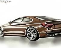 BMW concept | sketch