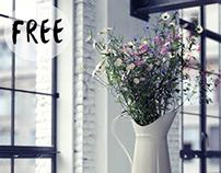 Free download Model: wildflowers