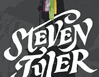 Qualtrics Steven Tyler Poster
