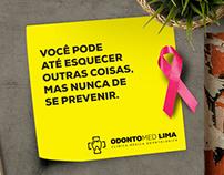 Odonto Med Lima - Outubro Rosa