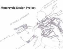Harley Davidson Sponsored Project