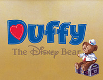 Duffy, the Disney Bear