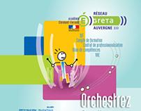 Affiche GRETA d'Auvergne