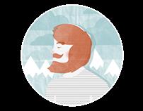 Portrait : Lumberjack
