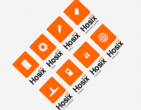 Family of logos Hosix .NET