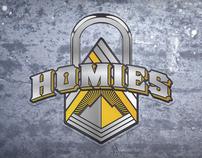 """HOMIES 2.0 """"Locked Outside"""""""