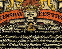 Queensday Festival 2013 Poster