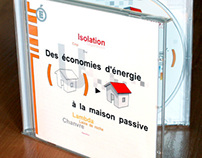 CD-Rom Economies d'énergies