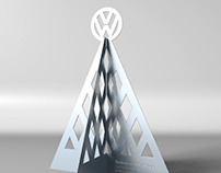 Volkswagen - Make Your VW Christmas Tree