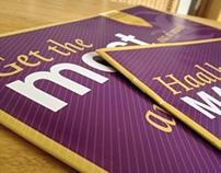 Brochure / Hanze Honours College (Dizain Branding)