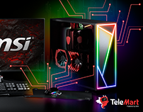 Telemart powered by MSI
