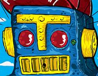 Robot Design - Breasys band