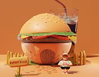 Tsro 3D illustration